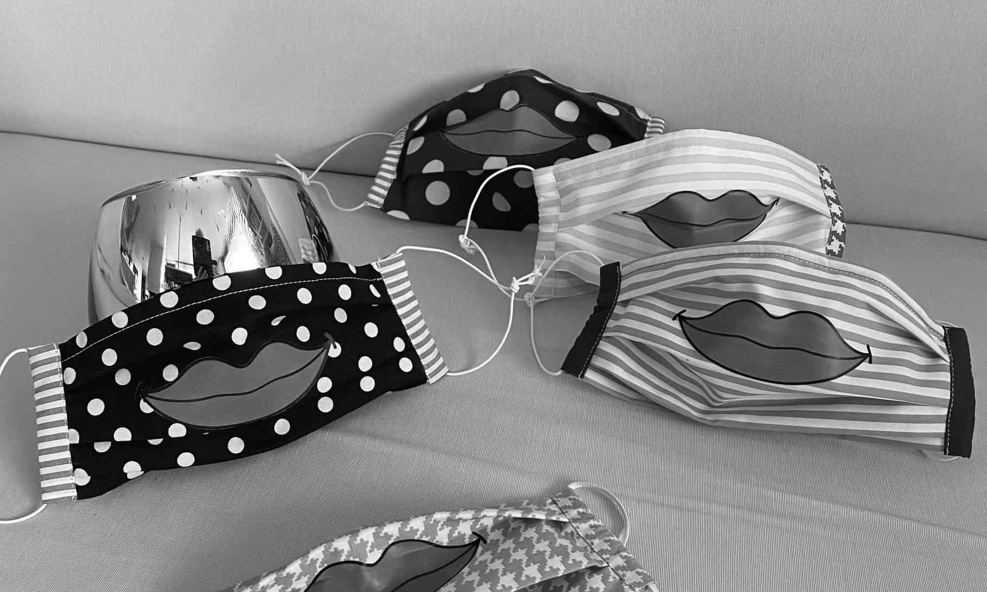 Masken Bügeln